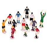 SM SunniMix HO OO Escala 1:87 Mini Modelos Figuras de Acción Futbolista Jugadores de...