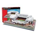 Estadio Old Trafford (Manchester United FC) - Nanostad - Puzzle 3D (Producto Oficial...