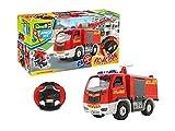 Revell Control- Junior Kit RC Fire Truck vehículo remotoehículo a Control Remoto, Color...