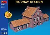 MiniArt - Estación para modelismo Escala 1:72 (4820040000000)