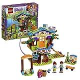 LEGO Friends - Casa en el Árbol de Mia, Juguete de Construcción con Mini Muñecas,...