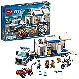 LEGO 60139 City Policía Centro de Control Móvil, Camión de Juguete para Niños +6 Años...