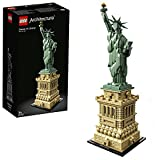 LEGO21042ArchitectureEstatuadelaLibertaddeNuevaYorkSetdeConstrucci�...