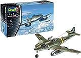 Revell-Messerschmitt Me262 A-1/A-2 Schw, Escala 1:32 Kit de Modelos de plástico,...