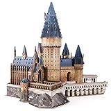 CubicFun Puzzle 3D Harry Potter Hogwarts Gran Salón Maquetas para Montar Kit de...