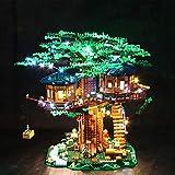 icuanuty Kit de Iluminación LED para Lego 21318, Kit de Luces Compatible con Lego Casa...