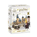 World Brands - Harry Potter - Castillo de Hogwarts Puzzles 3D, Kit de Construcción,...