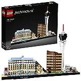 LEGO Architecture - Las Vegas, Set de Construcción del Skyline de la ciudad, Incluye...