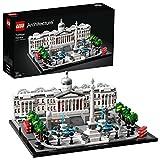 LEGO 21045 Architecture Trafalgar Square, Maqueta de Londres para Construir, Manualidades...
