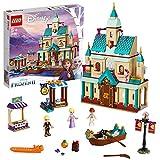 LEGO 41167 Disney Princess Frozen 2 Aldea del Castillo de Arendelle, Juguete con Mini...