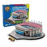Estadio Camp NOU (FC Barcelona) - Nanostad - Puzzle 3D (Producto Oficial Licenciado)