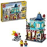 LEGO 31105 Creator Tienda de Juguetes Clásica, Set de Construcción 3en1 con Mini Figuras...