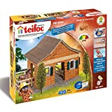 Teifoc Steinbaukästen-konstruktionsspielzeug-Big Horse Stable, Multi Color, Multicolor...