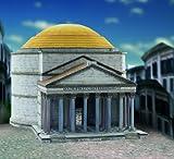 Aue Verlag - Maqueta para Montar del Panteón de Roma, 28x 19x 16cm