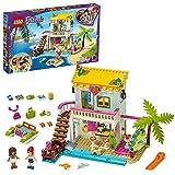 LEGO 41428 Friends Casa en la Playa Juguete de Construcción para Niños y Niñas de +6...