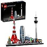 LEGO21051ArchitectureSkylineCollectionTokio,SetdeConstrucción,Modelode...