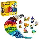 LEGO11013ClassicLadrillosCreativosTransparentesJuegodeConstrucciónconF...