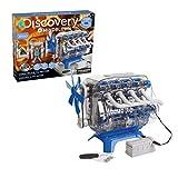 Discovery Other Construye, Juegos, Maquetas para Niños, Construccion, Motor de Juguete,...