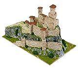 Outletdelocio Aedes 1015. Kit de construccion en Piedra Rocca Guaita. San Marino (Italia)