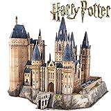 CubicFun Puzzle 3D Harry Potter Torre de la Astronomía de Hogwarts Puzzles 3D Kits de...