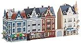 Faller FA 130701–Ciudad häuserzeile Bancal Hoven Calle, Accesorios para el diseño...