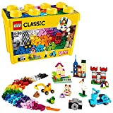 LEGO 10698 Classic Caja de Ladrillos Creativos Grande, Juego de Construcción para Niños...