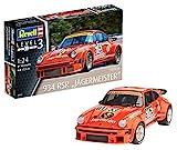 Revell Maqueta Porsche 934 RSR Jägermeister, Kit Modelo, Escala 1:24 (07031), Color...