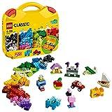 LEGO 10713 Classic Maletín Creativo, Divertidos Ladrillos de Colores Vivos, Juego de...