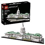 LEGO 21030 Architecture Edificio del capitolio de Estados Unidos