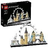 LEGO 21034 Architecture Skyline Collection Londres, Set de Construcción, Modelo de...