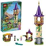 LEGO43187DisneyPrincessTorredeRapunzelJuguetedeConstrucciónparaNiño...