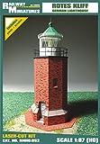 Railway RMH0:052 Miniatures - Faro Giratorio (8,7 x 8,7 x 16,6 cm)