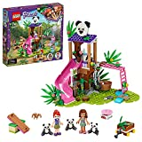 LEGO 41422 Friends Casa del Árbol Panda en la Selva Juguete de Construcción para Niños...