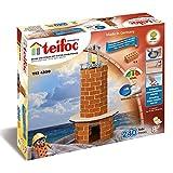 Teifoc Coast Lighthouse Stone Construction Kit TEI4350