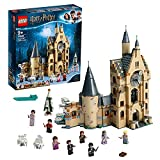 LEGO 75948 Harry Potter Torre del Reloj de Hogwarts con Decoración de Baile de Navidad,...