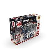 Machine Works Haynes MWH10-V8 Engine Motor V8, Multicolor (Trends UK Ltd MWH10)