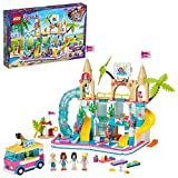 LEGO 41430 Friends Parque Acuático Summer Fun Playset Parque de Atracciones Juguete de...