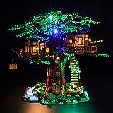 LIGHTAILING Conjunto de Luces (Ideas La Casa del árbol) Modelo de Construcción de...