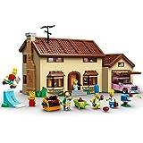 LEGO The Simpsons La Casa de - juegos de construcción (Multicolor, 12 año(s), 2523...