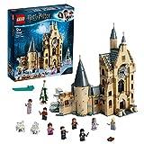 LEGO 75948 Harry Potter Torre del Reloj de Hogwarts, Juguete de Construcción con 8 Mini...