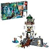 LEGO Hidden Side - Faro de la Oscuridad, Juguete de Construcción con App de Realidad...