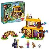 LEGO43188DisneyPrincessCabañaenelBosquedeAuroraJuguetedeConstrucci...