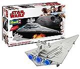 Revell - Maqueta Star Wars: Imperial Star Destroyes, Build & Play, Kit Modello,Escala...