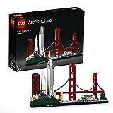 LEGO21043ArchitectureSkylineCollectionSanFrancisco,SetdeConstrucción,M...