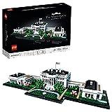 LEGO21054ArchitectureLaCasaBlanca,SetdeConstrucciónparaAdultos,Maque...