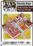 Aue Verlag 42x 30x 7cm Romano Village Modelo Kit