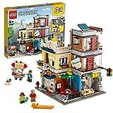 LEGO31097CreatorTiendadeMascotasyCafetería,SetdeConstrucción3 en...