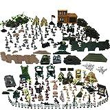 deAO Soldados en Batalla Fuerzas Armadas Unidad de Defensa Militar Conjunto de 303 Piezas...