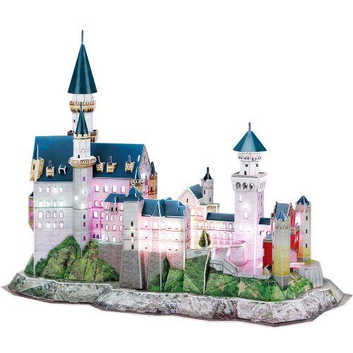 castillos de maquetas