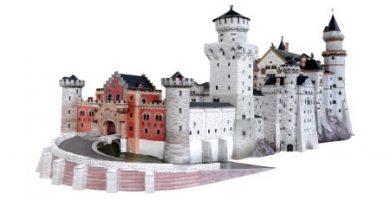 castillos medievales para niños